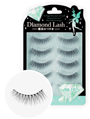 DiamondLash Green Diamond series 102