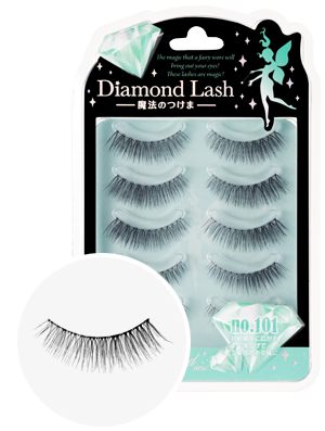 DiamondLash Green Diamond series 101