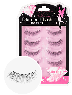 DiamondLash Pink Diamond series 006