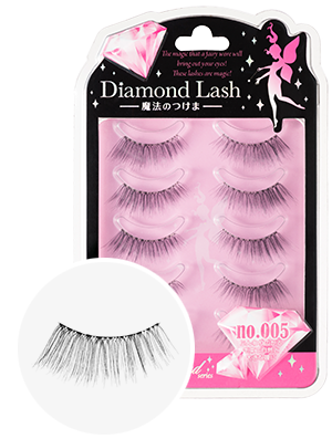 DiamondLash Pink Diamond series 005