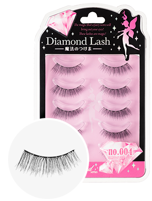 DiamondLash Pink Diamond series 004