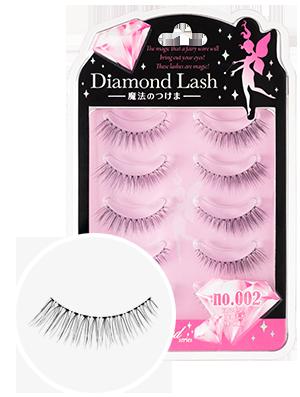 DiamondLash Pink Diamond series 002