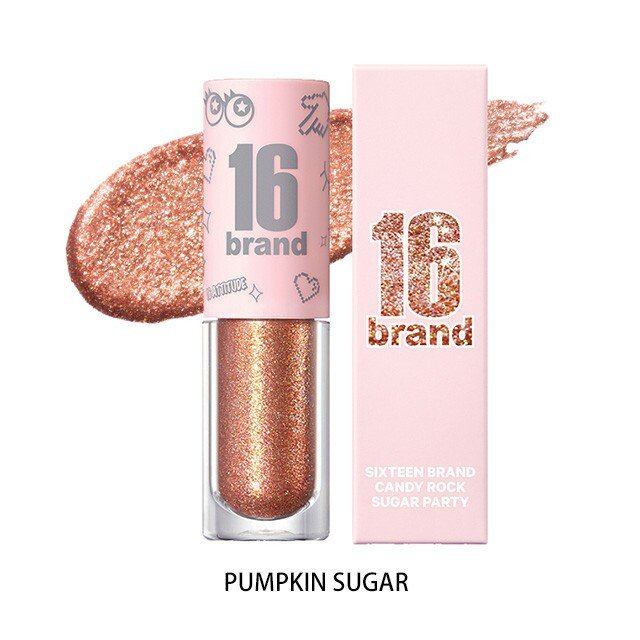 16brand/SUGAR PARTY PUMPKIN SUGAR