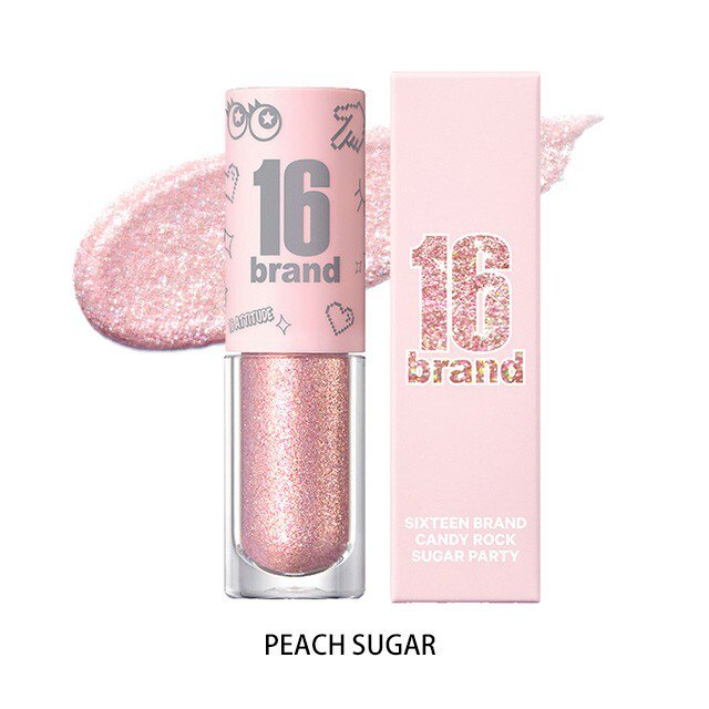 16brand/SUGAR PARTY PEACH SUGAR