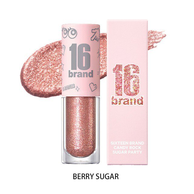 16brand/SUGAR PARTY BERRY SUGAR