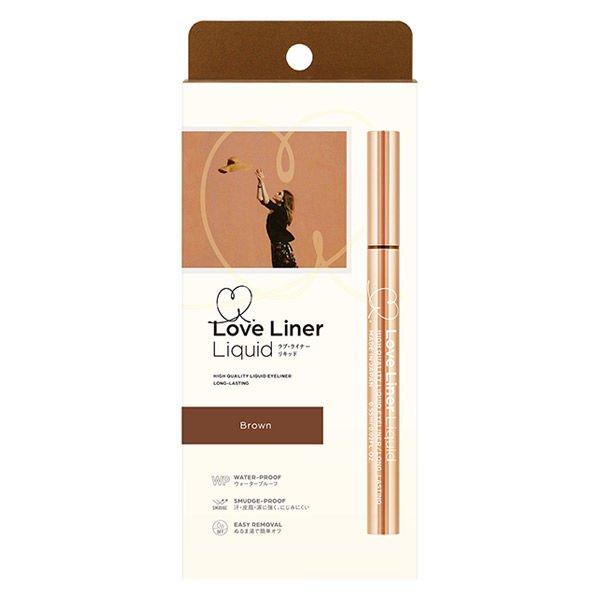 LoveLiner ラブ・ライナー リキッドアイライナー/ ブラウン