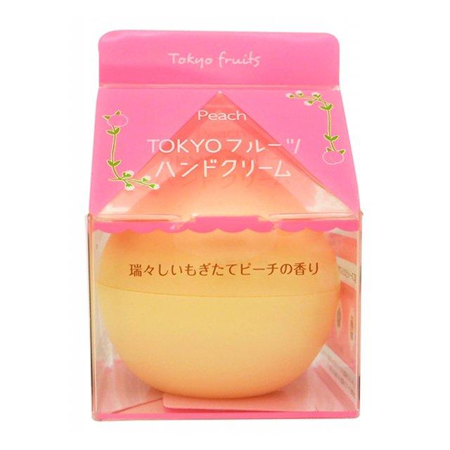 東京フルーツハンドクリーム モモ