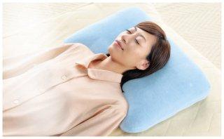 健康快眠まくら 専用カバーA(マイヤー)付 高さ10cm・6cm