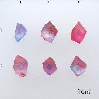 kotenra カスタマイズ colored gemstone レッド系