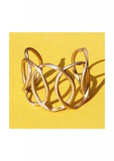 Overlapped Circle ブレスレット