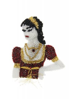 Maria Callas ブローチ
