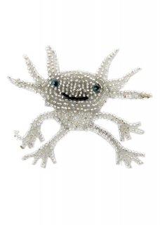 Axolotl ブローチ