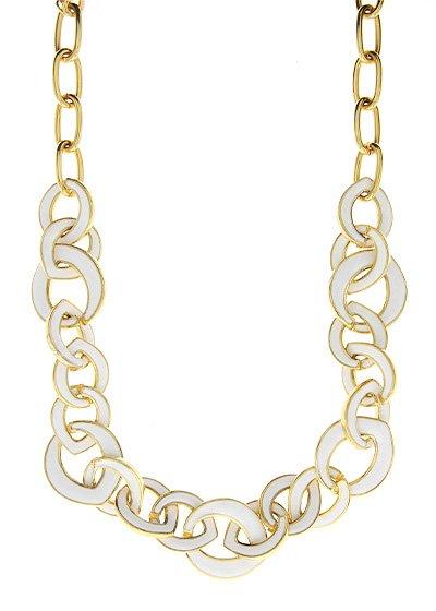 Enamel Chain ネックレス