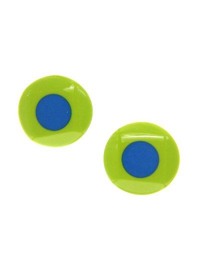Circle Dot イヤリング