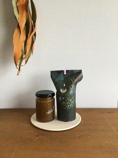桜ほうじ茶キャラメル(120g)