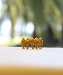 小さな木々