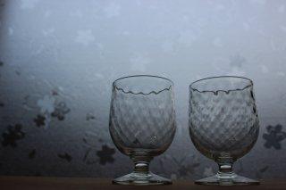 くるみ ポートワイングラス / ダイヤ
