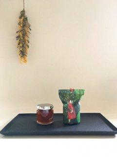 杏子・有機紅茶(80g)