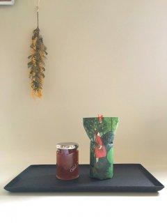杏子・有機紅茶(120g)
