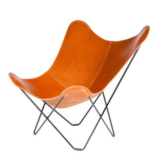 BKF BUTTERFLY CHAIR PAMPA MARIPOSA POLO BROWN