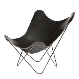 BKF BUTTERFLY CHAIR PAMPA MARIPOSA BLACK