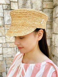 Muehlbauer   straw casquette