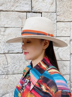 Anthony Peto   straw hat