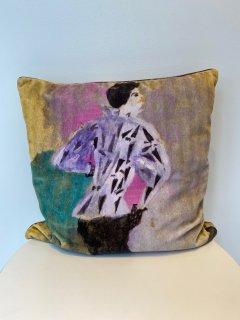 Georgina von Etzdorf  cushion
