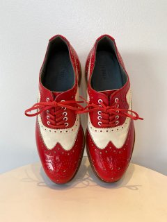 PERMANENT MODERN  wing tip shoes