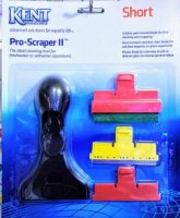 マーフィード  プロ・スクレイパー2  ショート 全長約13.5cm