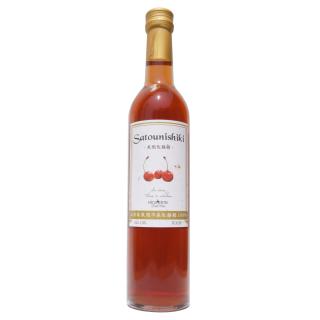 【予約販売】山形県産さくらんぼ佐藤錦100%ワイン500ml