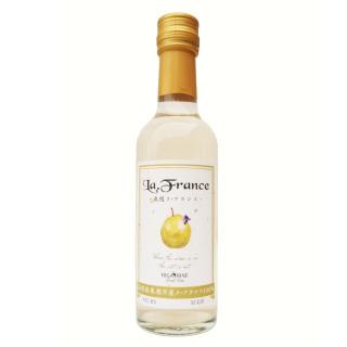 山形県産ラ・フランス100%ワイン250ml