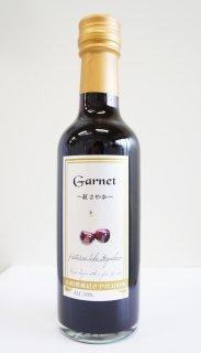 山形県産さくらんぼ紅さやか100%ワイン250ml