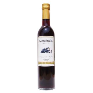 山形県産やまぶどう100%赤ワイン500ml