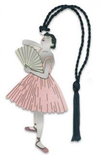 ドガの「扇を持つ踊り子」_BKS5150