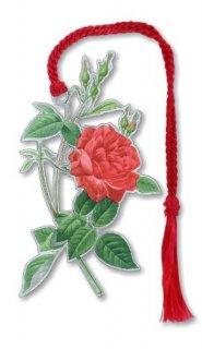 ルドゥーテの赤いバラ_BKS9943