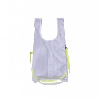 <img class='new_mark_img1' src='https://img.shop-pro.jp/img/new/icons47.gif' style='border:none;display:inline;margin:0px;padding:0px;width:auto;' />Stripes Shoulder bag (Light Blue)