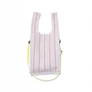 <img class='new_mark_img1' src='https://img.shop-pro.jp/img/new/icons15.gif' style='border:none;display:inline;margin:0px;padding:0px;width:auto;' />Stripes Shoulder bag (Off White)