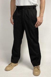 【訳あり】イギリス海軍 ROYAL NAVY ブラック No.3 ドレスパンツ(USED)206BUD