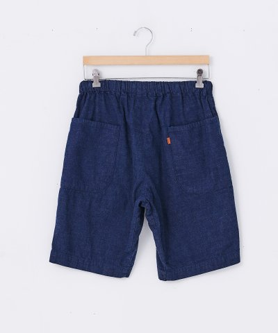 SPINDLE SHORTS 'DENIM'