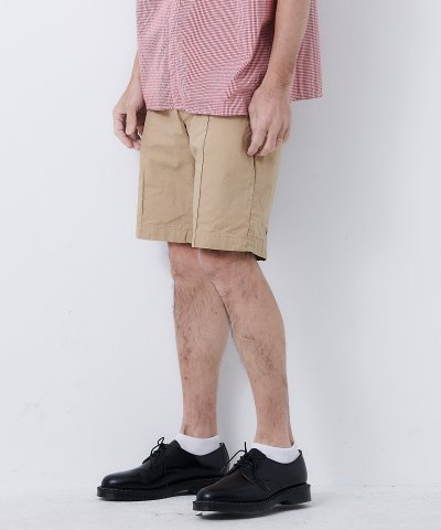 <img class='new_mark_img1' src='https://img.shop-pro.jp/img/new/icons20.gif' style='border:none;display:inline;margin:0px;padding:0px;width:auto;' />【SALE/セール】PIN TUCK SHORTS