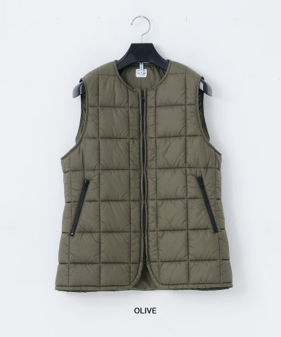 <img class='new_mark_img1' src='https://img.shop-pro.jp/img/new/icons1.gif' style='border:none;display:inline;margin:0px;padding:0px;width:auto;' />QUILT LONG VEST