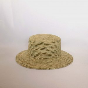 palm knotted hat 001