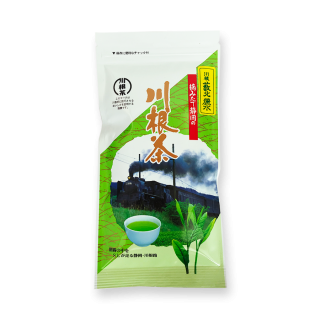 薮北麗水 摘みたて静岡の川根茶 100g