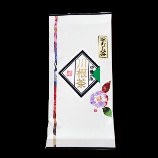 芳薫一服 川根深蒸し茶(白) 100g
