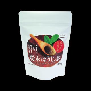 粉末ほうじ茶 40g