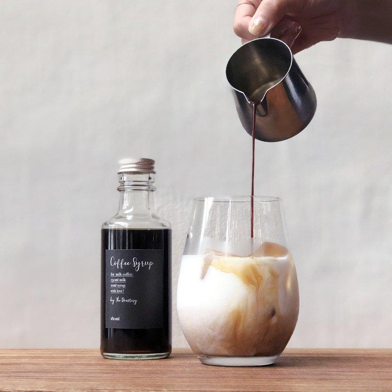 コーヒーシロップ  Coffee Syrup