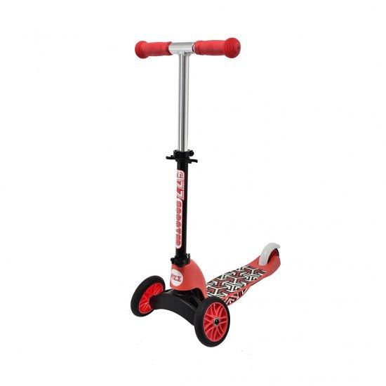 【FIZZ / フィズ】二輪や三輪に変更可能 キックボード FLIP SCOOTER MINI EVO フリップスクーター ミニエボ 子供用 三輪キックボード ラッピング対象商品