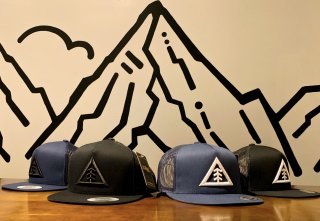 GOOD MOUNTAINS  ORIGINAL CAP