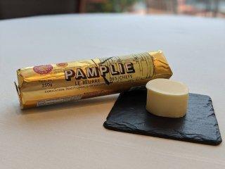 フランス パンプリー社 バター